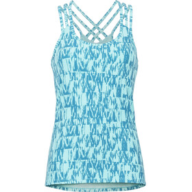 Marmot Vogue Sleeveless Shirt Women turquoise
